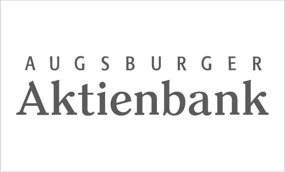 Augsburger Aktienbank Logo
